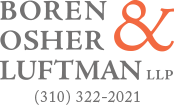 Boren, Osher and Luftman Law Offices